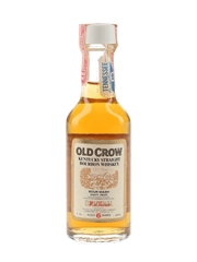 Old Crow 6 Year Old Bottled 1960s-1970s 4.7cl / 40%