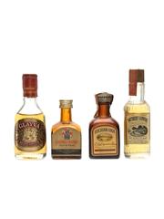 Assorted Whisky Liqueur Bottled 1970s 4 x 5cl