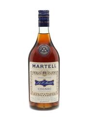 Martell 3 Star Cognac Bottled 1970s 68.2cl / 40%