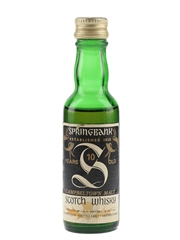 Springbank 10 Year Old Bottled 1970s 3.7cl / 43%
