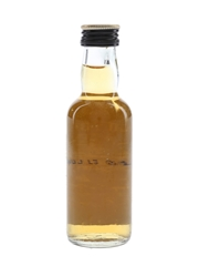 Cutty Black Bottled 1980s - Berry Bros & Rudd 5cl / 40%