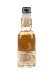 John Begg Blue Cap Bottled 1970s 5cl