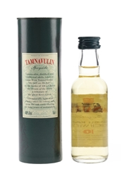 Tamnavulin 10 Year Old Bottled 1990s 5cl / 40%