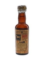 White Horse Bottled 1940s - Browne Vintners 4.7cl / 43.4%