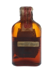 Seagram's 5 Year Old Straight Bourbon 1930 Bottled In Bond Bottled 1930s 5cl / 50%
