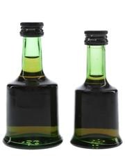 Prince Hubert De Polignac 3 Star Bottled 1970s 2.8cl & 4.2cl / 40%