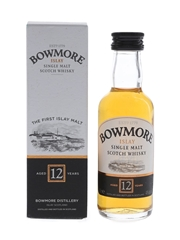 Bowmore 12 Year Old  5cl / 40%