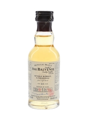 Balvenie 15 Year Old Single Barrel Bottled 1990s-2000s 5cl / 50.4%