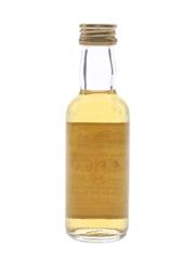 MacDonald's Glencoe 8 Year Old Cask Strength Bottled 1990s 5cl / 58%