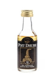 Poit Dhubh 12 Year Old  5cl / 40%