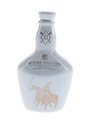 Royal Salute 21 Year Old The Snow Polo Edition