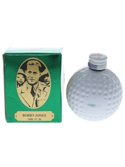 Old St Andrews Golf Ball Miniature Open Champions - Bobby Jones 5cl / 40%