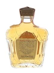 Seagram's Crown Royal Bottled 1970s-1980s 5cl / 40%