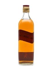 Johnnie Walker Red Label Bottled 1970s 75cl / 40%