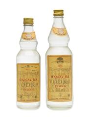Hanácká Vodka Jemná Bottled 1980s 50cl & 71cl