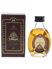 Haig's Dimple 15 Year Old Bottled 1990s 5cl / 40%