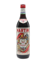 Martini Rosso Vermouth Bottled 1980s 100cl