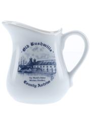 Old Bushmills Water Jug