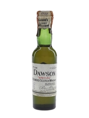 Peter Dawson Special Spring Cap Bottled 1950s 4.7cl / 43.4%