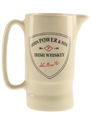 John Power & Son Water Jug  11.5cm Tall