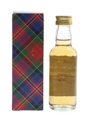 Miltonduff 10 Year Old Bottled 2000s - Gordon & MacPhail 5cl / 40%