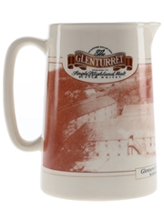 Glenturret Ceramic Water Jug  11.5cm Tall