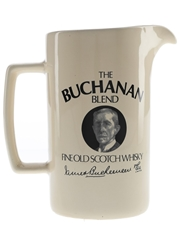 Buchanan Ceramic Water Jug  15cm Tall