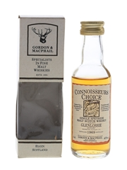 Glenlossie 1969 Connoisseurs Choice Bottled 1990s - Gordon & MacPhail 5cl / 40%