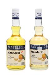 Pantelides Mandarin Liqueur  2 x 70cl