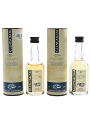 Glencadam 10 Year Old  2 x 5cl / 46%