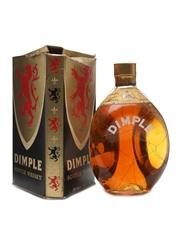 Haig's Dimple Bottled 1960s 75cl