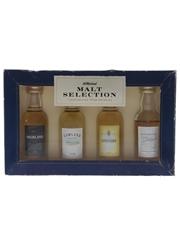 St Michael Malt Selection Marks & Spencer 4 x 5cl / 40%