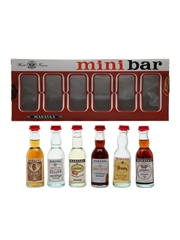 Maraska Mini Bar Set  6 x 5cl