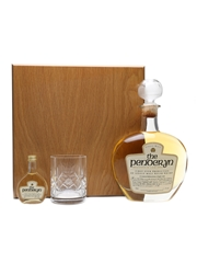 Penderyn 2000 Millennium Cask with Mini 200 Bottles - Bottled 2004 5cl & 70cl