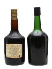 Bertrams Original & KWV Van Der Hum Liqueur 2 x 75cl
