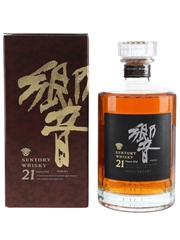 Hibiki 21 Year Old Bottled 2000s 70cl / 43%