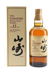 Yamazaki 12 Year Old  70cl / 43%