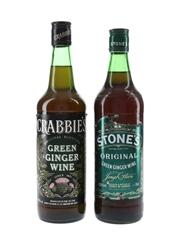Crabbie's & Stone's Green Ginger Wine
