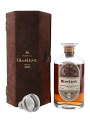 Glenlivet 1940 50 Year Old