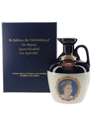 Rutherford's 100 Single Malts Ceramic Decanter
