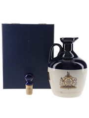 Rutherford's 100 Single Malts Ceramic Decanter 75th Birthday Of Her Majesty Queen Elizabeth 70cl / 40%