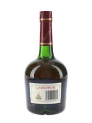 Courvoisier 3 Star Luxe Bottled 1980s-1990s 68cl / 40%