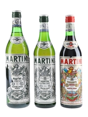 Martini Extra Dry & Rosso