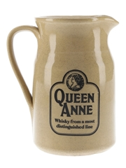 Queen Anne Water Jug Moira Pottery Co. Ltd. 16cm Tall