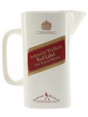 Johnnie Walker Red Label Water Jug Wade PDM 16.5cm Tall
