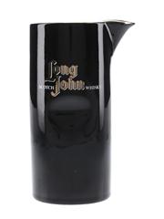 Long John Ceramic Water Jug  18cm Tall