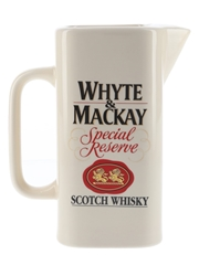 Whyte & Mackay Special Reserve Water Jug  16.5cm Tall