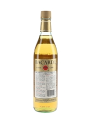 Bacardi Dark Dry Amber Label Bottled 1980s 75cl / 40%
