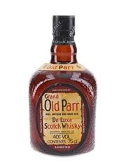 Grand Old Parr De Luxe Bottled 1980s 75cl / 40%