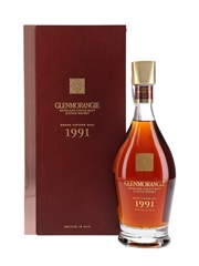 Glenmorangie 1991 26 Year Old Grand Vintage Malt
